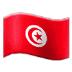 🇹🇳 flag: Tunisia Emoji on Samsung Platform