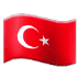 🇹🇷 flag: Turkey Emoji on Samsung Platform