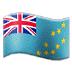 🇹🇻 flag: Tuvalu Emoji on Samsung Platform