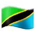 🇹🇿 flag: Tanzania Emoji on Samsung Platform