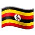 🇺🇬 flag: Uganda Emoji on Samsung Platform