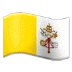 🇻🇦 flag: Vatican City Emoji on Samsung Platform