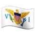 🇻🇮 flag: U.S. Virgin Islands Emoji on Samsung Platform