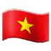 🇻🇳 flag: Vietnam Emoji on Samsung Platform