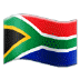 🇿🇦 flag: South Africa Emoji on Samsung Platform