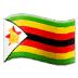 🇿🇼 flag: Zimbabwe Emoji on Samsung Platform