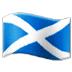 🏴 Scotland Flag Emoji on Samsung Platform