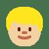 🧒🏼 child: medium-light skin tone Emoji on Twitter Platform