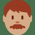 👨🏽 man: medium skin tone Emoji on Twitter Platform