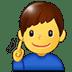 🧏♂️ deaf man Emoji on Twitter Platform