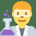 👨🔬 man scientist Emoji on Twitter Platform
