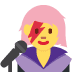 👩🎤 woman singer Emoji on Twitter Platform