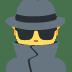 🕵️♂️ man detective Emoji on Twitter Platform