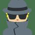🕵🏼♂️ Medium Light Skin Tone Male Detective Emoji on Twitter Platform
