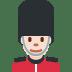 💂🏻 guard: light skin tone Emoji on Twitter Platform