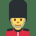 💂♂️ man guard Emoji on Twitter Platform