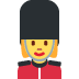 💂‍♀️ woman guard Emoji on Twitter Platform
