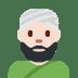 👳🏻 person wearing turban: light skin tone Emoji on Twitter Platform