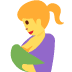 🤱 breast-feeding Emoji on Twitter Platform