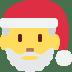 🎅 Santa Claus Emoji on Twitter Platform