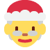 🤶 Mrs. Claus Emoji on Twitter Platform