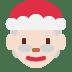 🤶🏻 Mrs. Claus: light skin tone Emoji on Twitter Platform