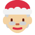 🤶🏼 Mrs. Claus: medium-light skin tone Emoji on Twitter Platform