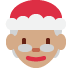 🤶🏽 Mrs. Claus: medium skin tone Emoji on Twitter Platform