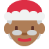 🤶🏾 Mrs. Claus: medium-dark skin tone Emoji on Twitter Platform