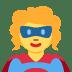 🦸♀️ woman superhero Emoji on Twitter Platform