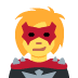 🦹 supervillain Emoji on Twitter Platform