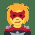 🦹 supervillain Emoji on Twitter Platform
