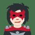 🦹🏻 supervillain: light skin tone Emoji on Twitter Platform