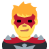 🦹‍♂️ man supervillain Emoji on Twitter Platform