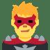🦹♂️ man supervillain Emoji on Twitter Platform