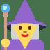 🧙♀️ woman mage Emoji on Twitter Platform