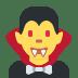 🧛♂️ man vampire Emoji on Twitter Platform