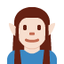 🧝🏻 elf: light skin tone Emoji on Twitter Platform