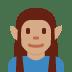 🧝🏽 Medium Skin Tone Elf Emoji on Twitter Platform