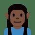 🧝🏿 Dark Skin Tone Elf Emoji on Twitter Platform