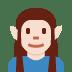 🧝🏻♂️ man elf: light skin tone Emoji on Twitter Platform
