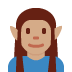 🧝🏽‍♂️ man elf: medium skin tone Emoji on Twitter Platform
