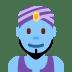 🧞 Genie Emoji on Twitter Platform