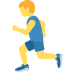 🏃♂️ man running Emoji on Twitter Platform