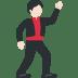 🕺🏻 man dancing: light skin tone Emoji on Twitter Platform