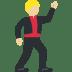 🕺🏼 Medium Light Skin Tone Man Dancing Emoji on Twitter Platform