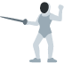 🤺 person fencing Emoji on Twitter Platform