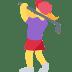 🏌️♀️ woman golfing Emoji on Twitter Platform