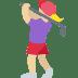 🏌🏼♀️ Medium Light Skin Tone Woman Golfing Emoji on Twitter Platform