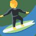 🏄♂️ man surfing Emoji on Twitter Platform